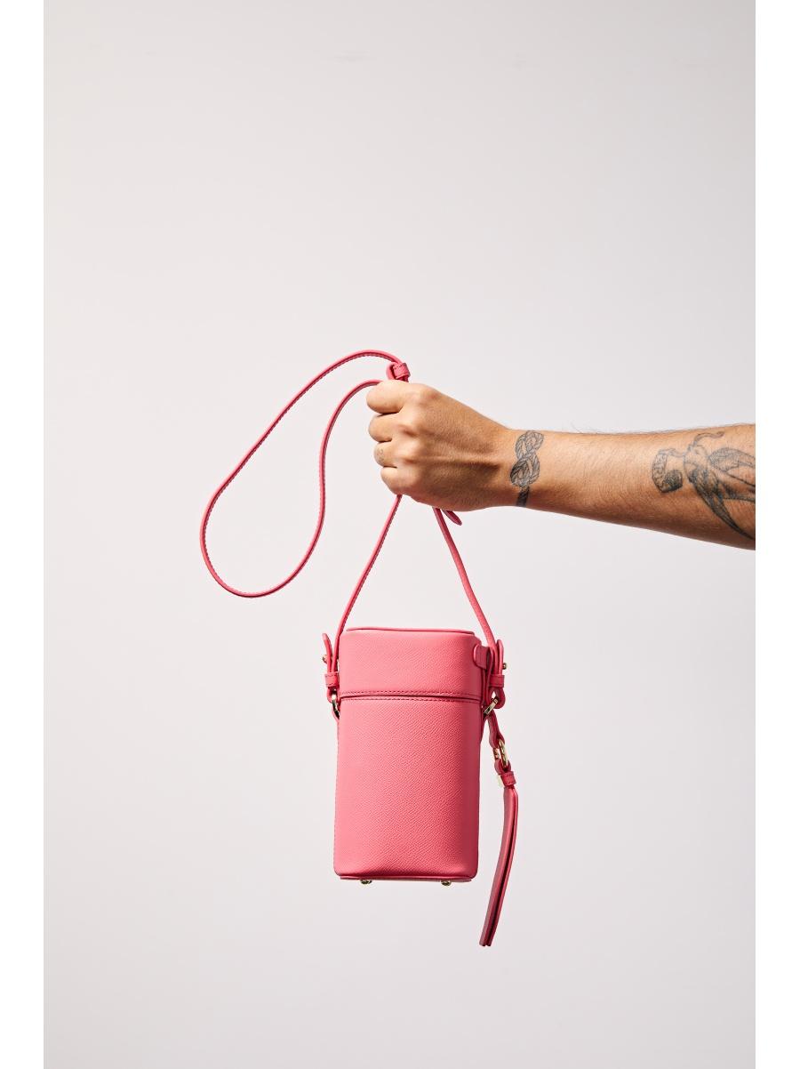 Тубус розовый