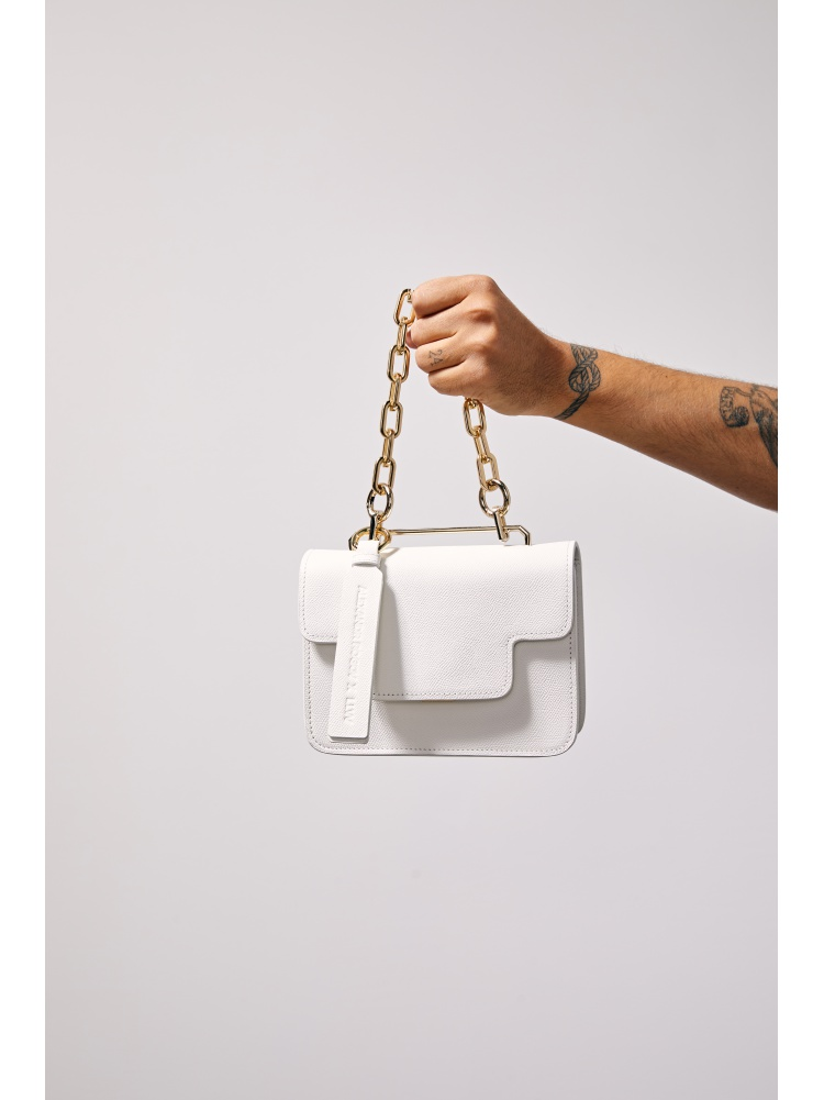 Lady bag белая