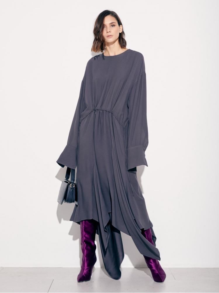 Платье grey