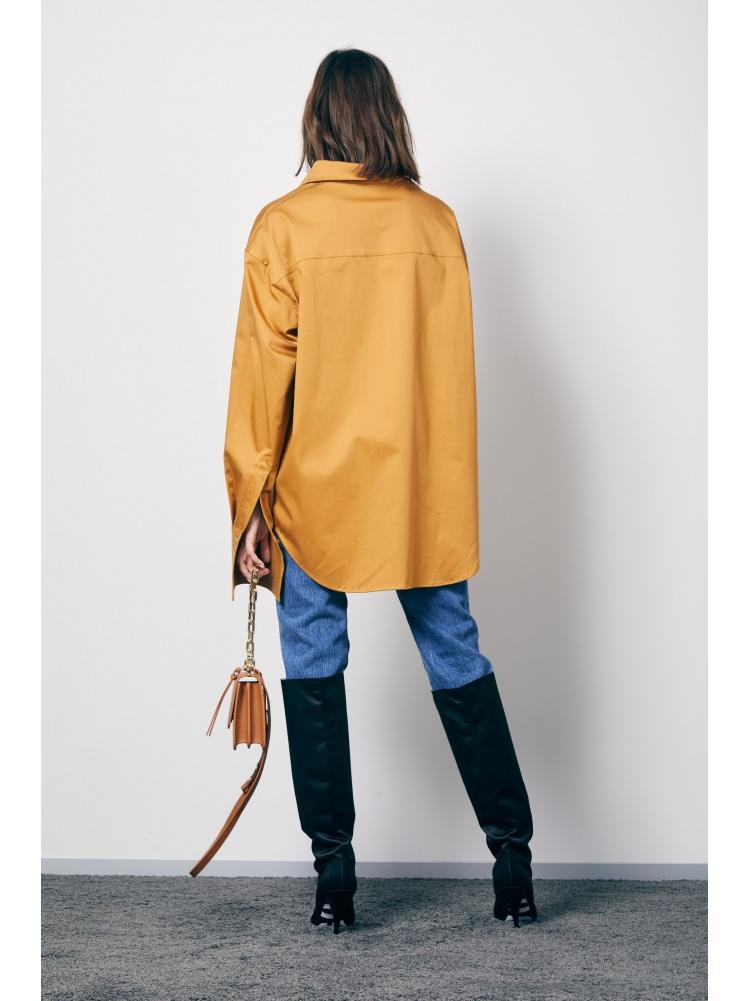 Рубашка mustard