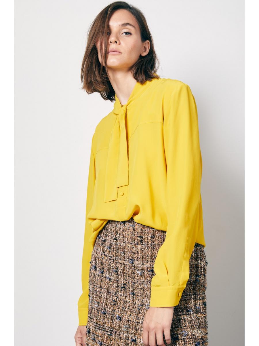 Блуза yellow