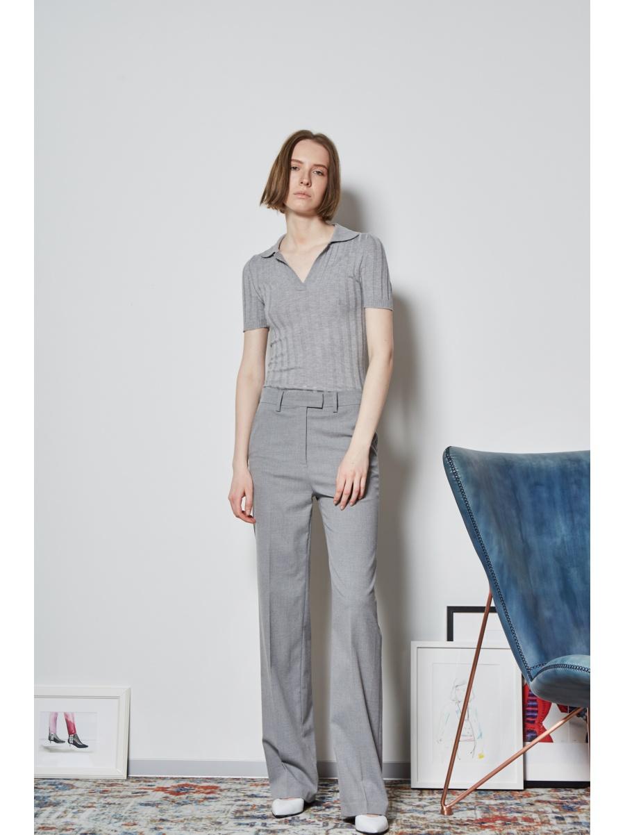 Поло grey