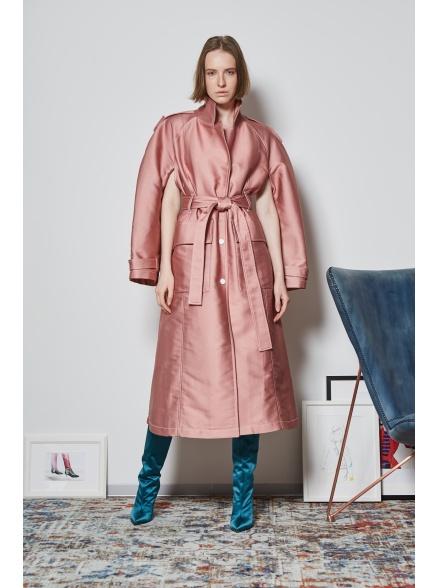 Тренч pink