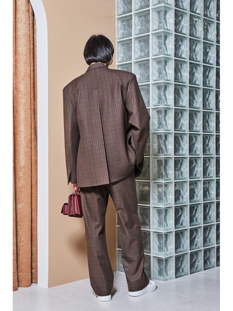 Пиджак brown