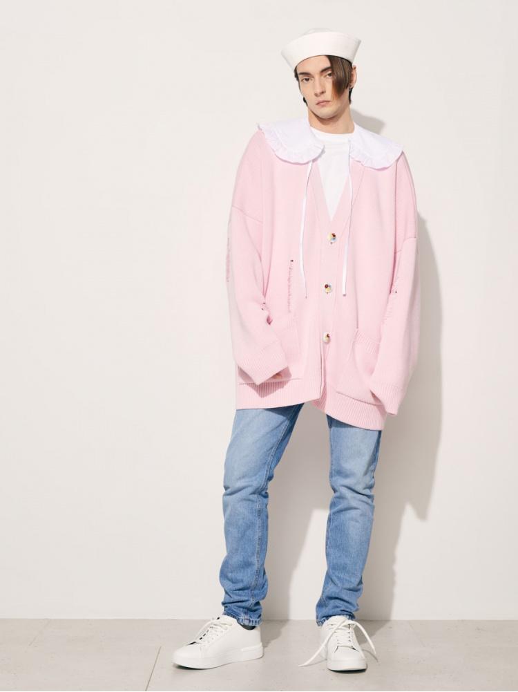 Кардиган pink
