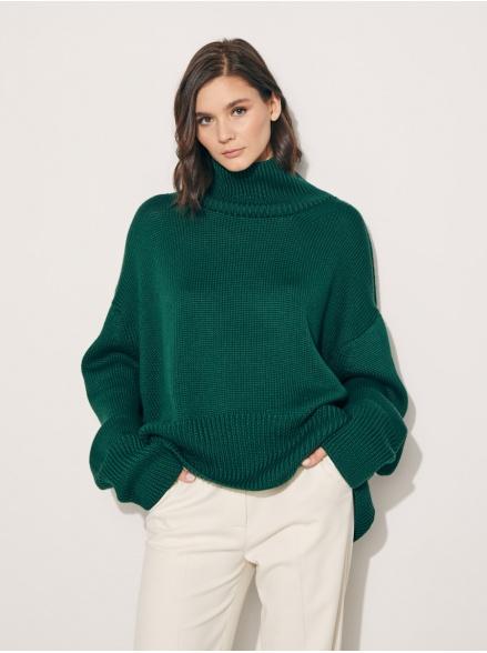 Свитер green