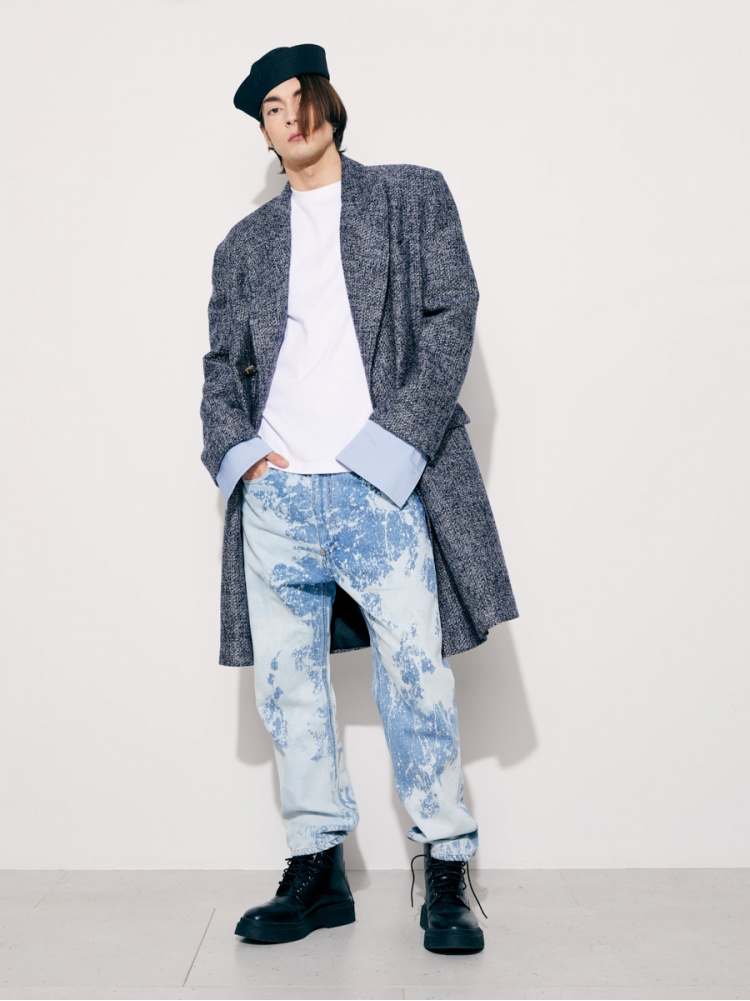 Пальто blue