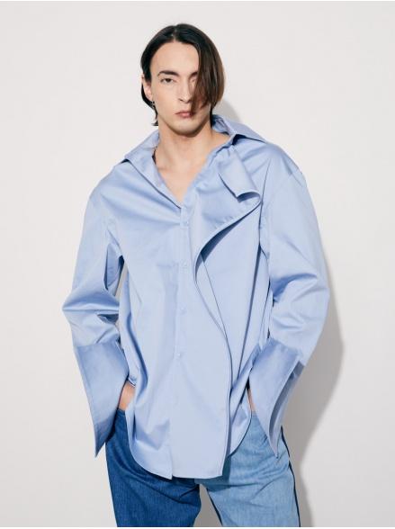 Рубашка blue