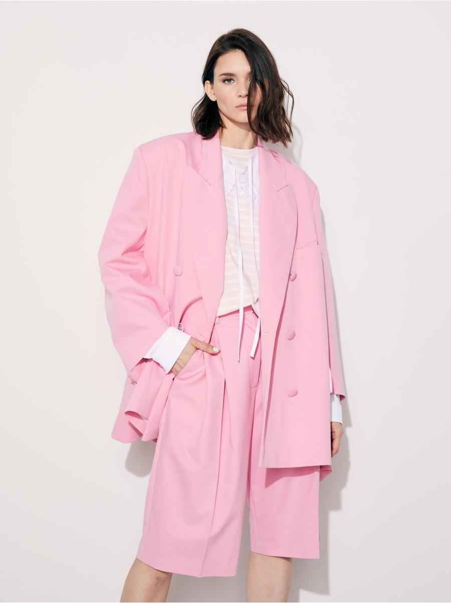 Шорты pink
