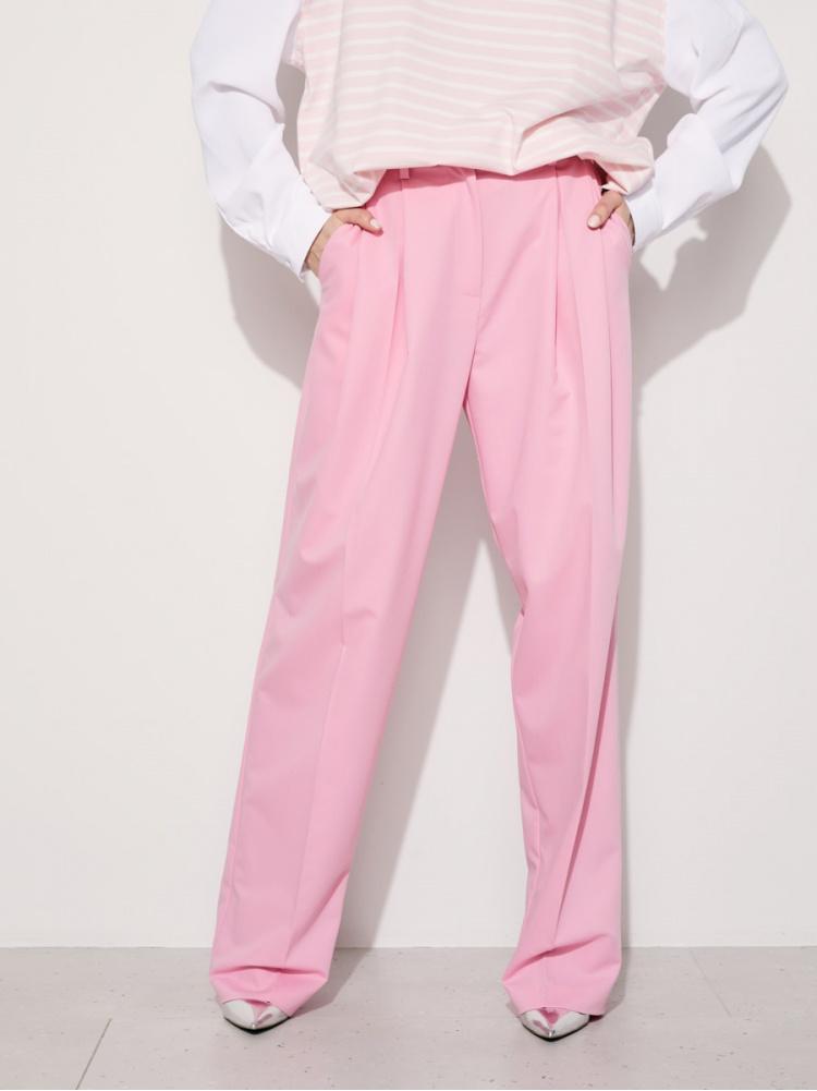 Брюки pink