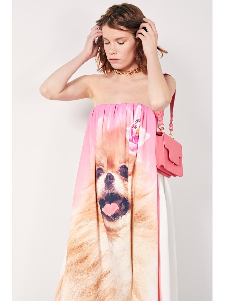 "Платье ""Sweet Summer"" postcard dog"