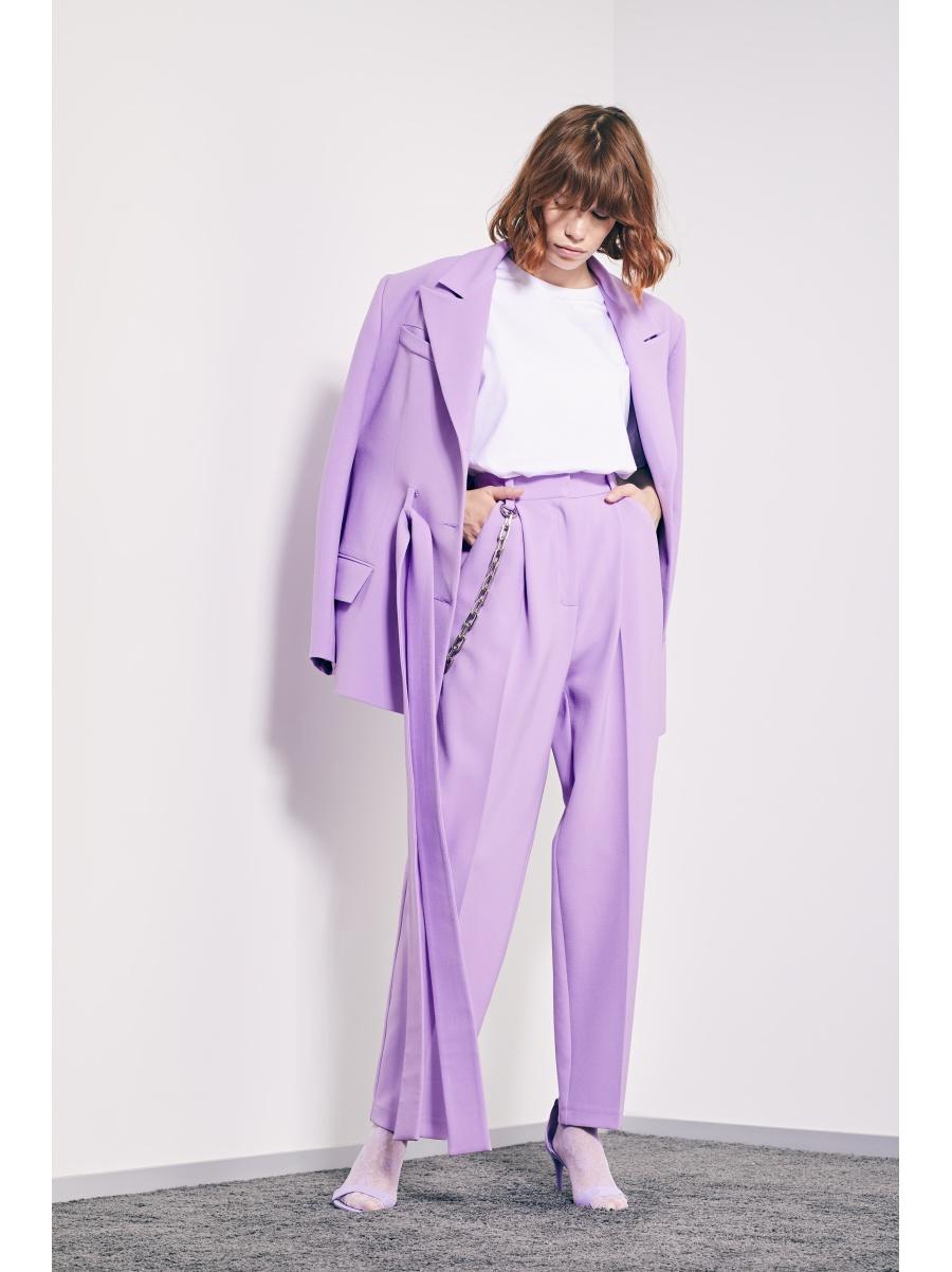 Жакет lavender oversize