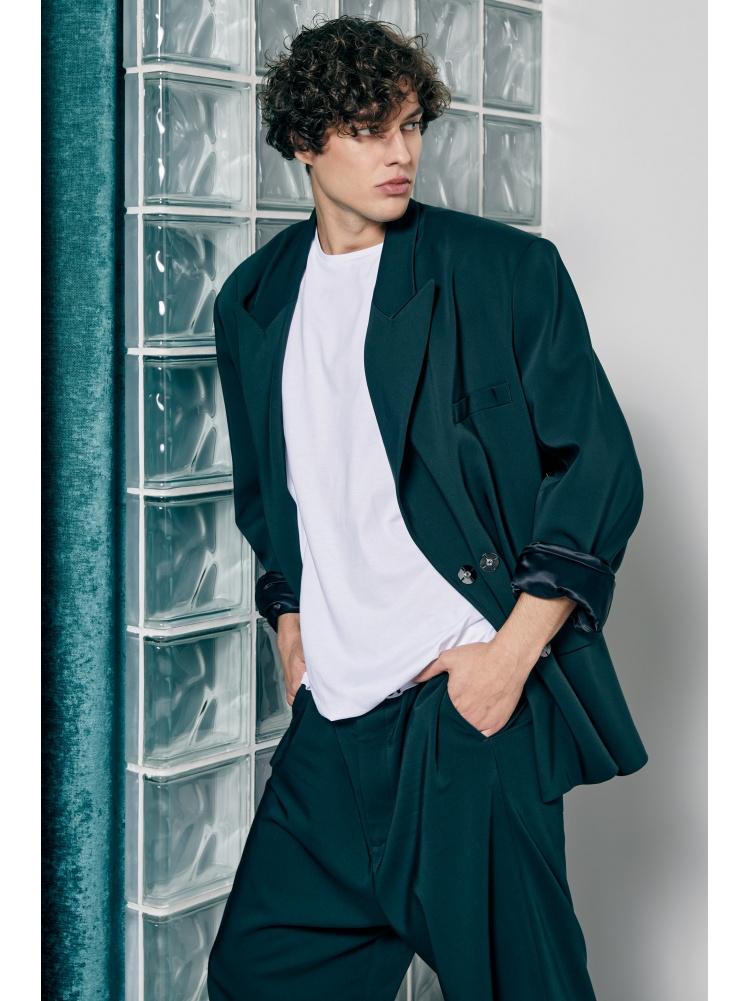 Пиджак green