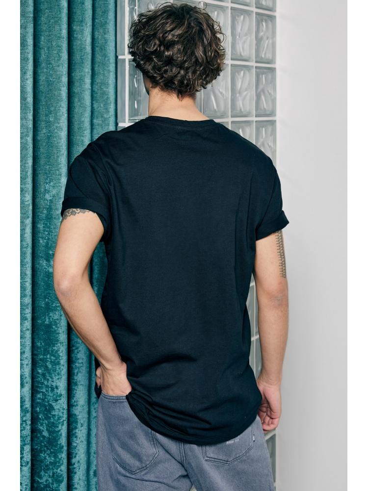 Набор из трех футболок fit/blue